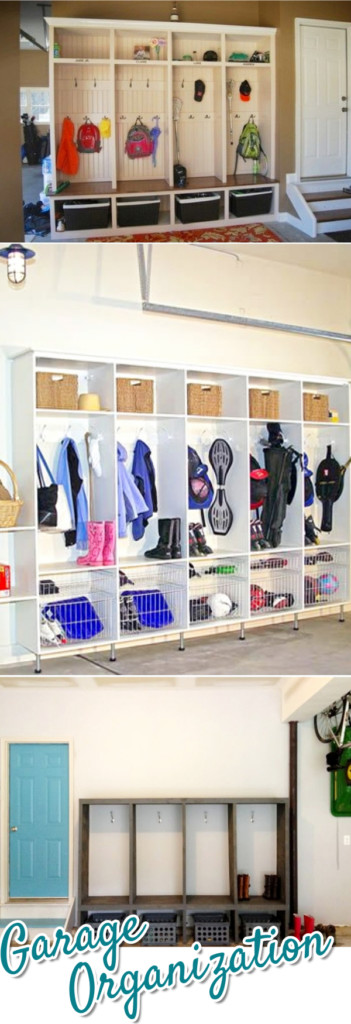 Garage Organization and Storage Ideas - Organize your garage clutter with these 5 quick and cheap garage organizing ideas - DIY Garage organization ideas, tips, storage ideas for the ultimate garage #garagestorage #getorganized #garageorganization #organizationideasforthehome #gettingorganized #springcleaning #budgetfriendly #organizingideas