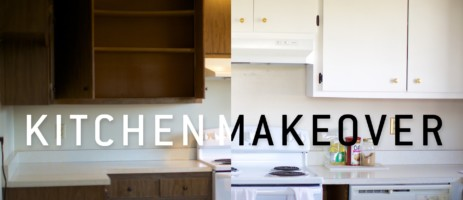 Small Kitchen Makeovers – Before and After Pictures of Small Kitchens