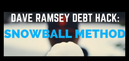 Dave Ramsey Budgeting 101 – Using Dave Ramsey's Debt Snowball to FINALLY be Debt Free – How It Works