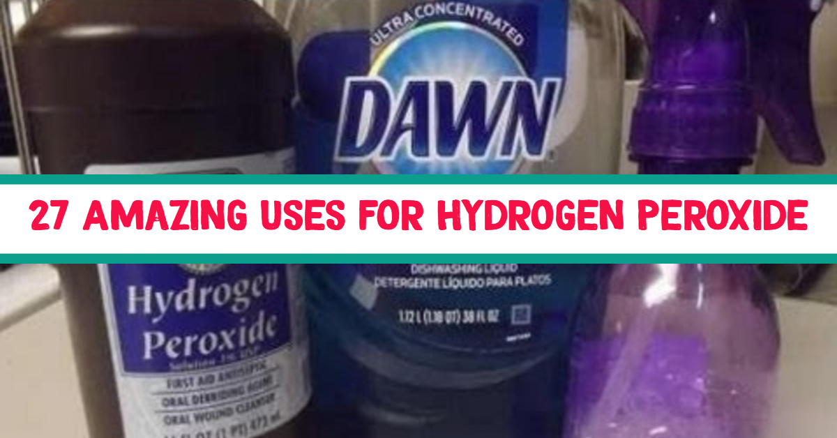 Hydrogen Peroxide is also the BEST way to kill germs (like the nasty FLU germs) – there are some hydrogen peroxide cleaners that even kill the worst stomach bug germs, like the NoroVirus and the dreaded roto-virus! I have a very simple set-up for killing germs in my house AND for keeping them OUT of my house to begin with – I'll share that secret with you in this article