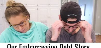 Embarrassing Debt Story – From In Debt to OUT of Debt – To Getting in Debt… AGAIN