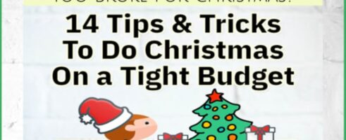 Too Broke This Holiday? 14 Ways To Do Christmas on a Budget