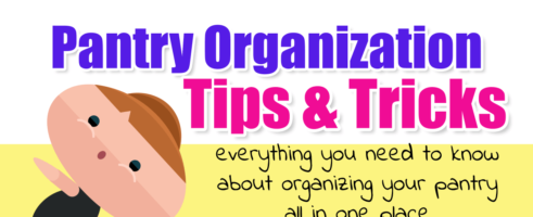 Pantry Organization FAQ – Let's Organize YOUR Pantry The EASY Way… Even If You're On a Budget